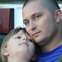 Отец и дочь :: Владимир Соловьев