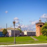 Бабье лето в Коломне :: Galya Voron