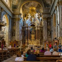 Церковь Santa Maria di Nazareth :: Юрий Куко'