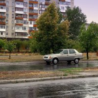 Осень в Северодонецке... :: Сергей Петров