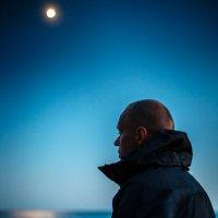 Луна :: Ольга Никонорова
