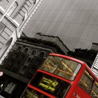 Лондон :: Анна Браун