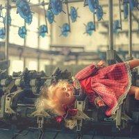 """Из серии """"Каракури нингё""""(механическая кукла"""" :: Игорь Чистяков"""