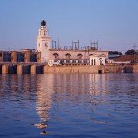 Цимлянская ГЭС :: Антон Сологубов