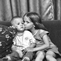 поцелуйчик :: Мария Климова