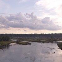 река Луга... :: Михаил Жуковский