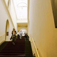 По лестнице :: Владимир Болдырев