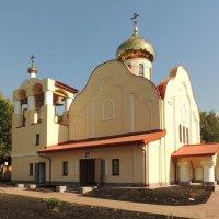 Битца. Церковь Марины. :: Александр Качалин