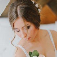 утро невесты (3) :: елена брюханова