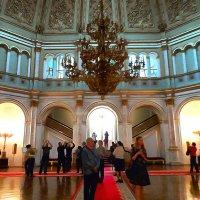 Владимирский зал Большого Кремлевского дворца :: Галина