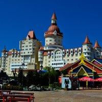 Отель Богатырь. :: cfysx