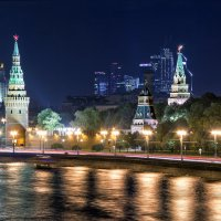 Вечерняя Москва. :: Александр Назаров
