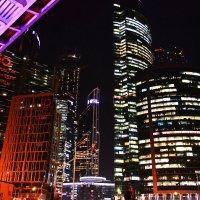 .. Москва ночью.... :: Victor