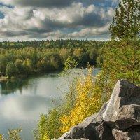 озеро Светлое :: Злата Красовская