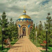Часовня-купальня в честь иконы Божией Матери «Живоносный источник» :: Elena Izotova