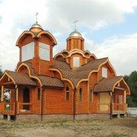 Москва. Церковь Марии Магдалины в Южном Бутово :: Александр Качалин