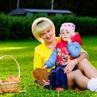 Завтрак на траве! :: Алексей Кудрин