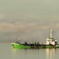 Туман :: Андрей Кулаков