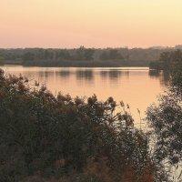 Закат на реке :: Evgeny St.