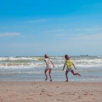 Море..дети :: Ксения Базарова