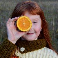 Апельсинка. :: Кристина Девяткина