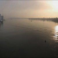 Утро на Оби :: Виктор Четошников