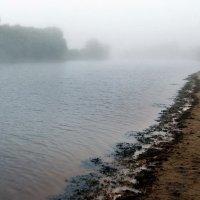 Безлюдной тайной светится река... :: Лесо-Вед (Баранов)