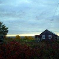 Краски осеннего утра :: Николай Туркин