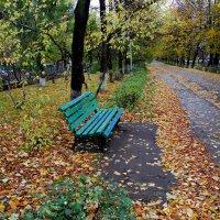 Осень, грустно :: Борис Гуревич