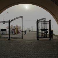 Кремлевские ворота :: Наталия Рискина
