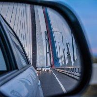 Мост на о-в Русский :: Юлия Другова