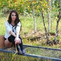 Нежные ноты осени :: Анжелика Медведева