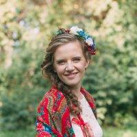 Аксиния :: Екатерина Сагалаева