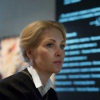 И мы оказываемся во власти живописи :: Ирина Данилова