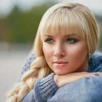 Девушка :: Лариса Кайченкова