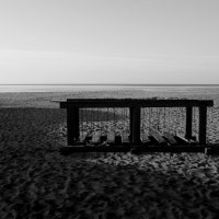 Песок и море. :: Анатолий 2015 Трепышко