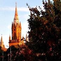 Кафедральный лютеранский собор на закате дня. :: Natali