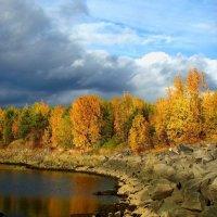 осень :: Дмитрий Матвеев