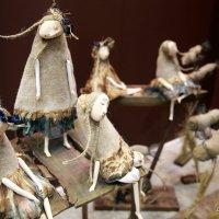 куклы из Японии :: Олег Лукьянов