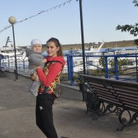 мама и малыш :: Tatyana Kuchina