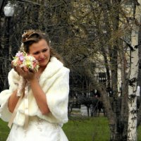 Портрет невесты. :: Елена