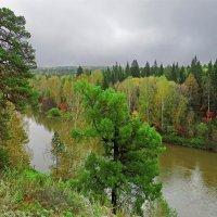 Осень на чусовой :: Александр Смирнов