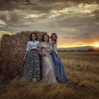 Свадьба в деревне :: Наталья Zima