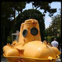 «Yellow Submarine» океанографический музей монако :: ALEX KHAZAN