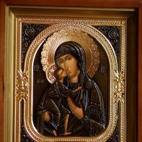 Феодоровская икона Божьей Матери :: Александр Попов