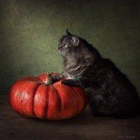 В ожидании Хеллоуина :: Ирина Приходько