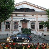 Офис оперного фестиваля г. Савонлинна :: Елена Павлова (Смолова)
