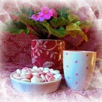 Розовый полдник :: Nina Yudicheva