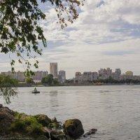 Уж осенью дышит город... :: Ксения Довгопол