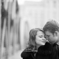 Романтика возле моста влюбленных )) :: Александр Черкасов